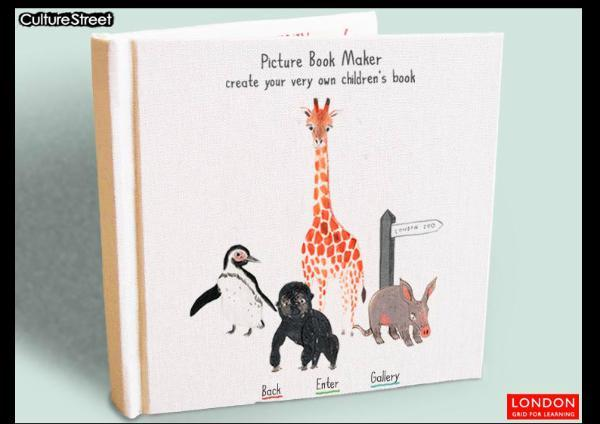 Culture Street Picture Book: A simple way to make a ...