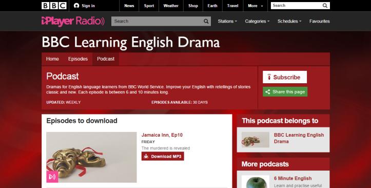 bbc drama